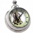 Relógio de Mesa com Maquina Aparente