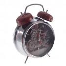 Relógio de Mesa Despertador com Som de Moto