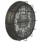 Relógio de Parede Antique Paris