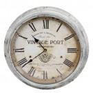 Relógio de Parede Vintage Port