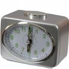 Relógio de Mesa Q Bell Despertador com Trava