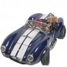 Cobra Shelby Azul