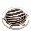 Suporte para Pendurar Bolsa Estampa Zebra
