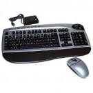 Teclado e Mouse RF