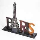 Placa Paris Decorativa para Mesa