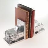 Apoio para Livros Cadillac Prata