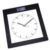 Balança Pessoal Digital com Relógio