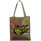 Bolsa Blondie Dourada Mario Hag