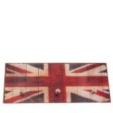 Cabideiro Bandeira da Inglaterra em Vidro