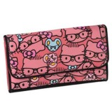 Carteira Hello Kitty Geek HKGK204