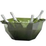Cooler Vértice Vitra para Champanhe, Espumante, Vinho e Cerveja