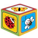 Cubo Grande Figuras com Guizo