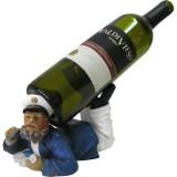Porta Garrafa de Vinho Capitão Deitado