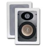 Caixa Acústica In Wall Branca
