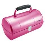Porta Mídias Arquivo Super Box Rosa
