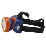 Lanterna para Cabeça Recarregável com 7 Leds