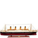 Miniatura do Navio Titanic