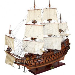 Miniatura de fragata Wasa